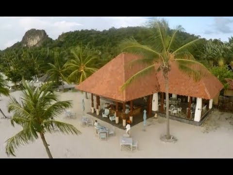 Four Seasons Resort Langkawi from the Air