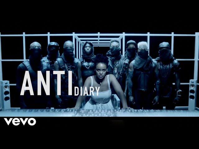 Rihanna - ANTIdiary