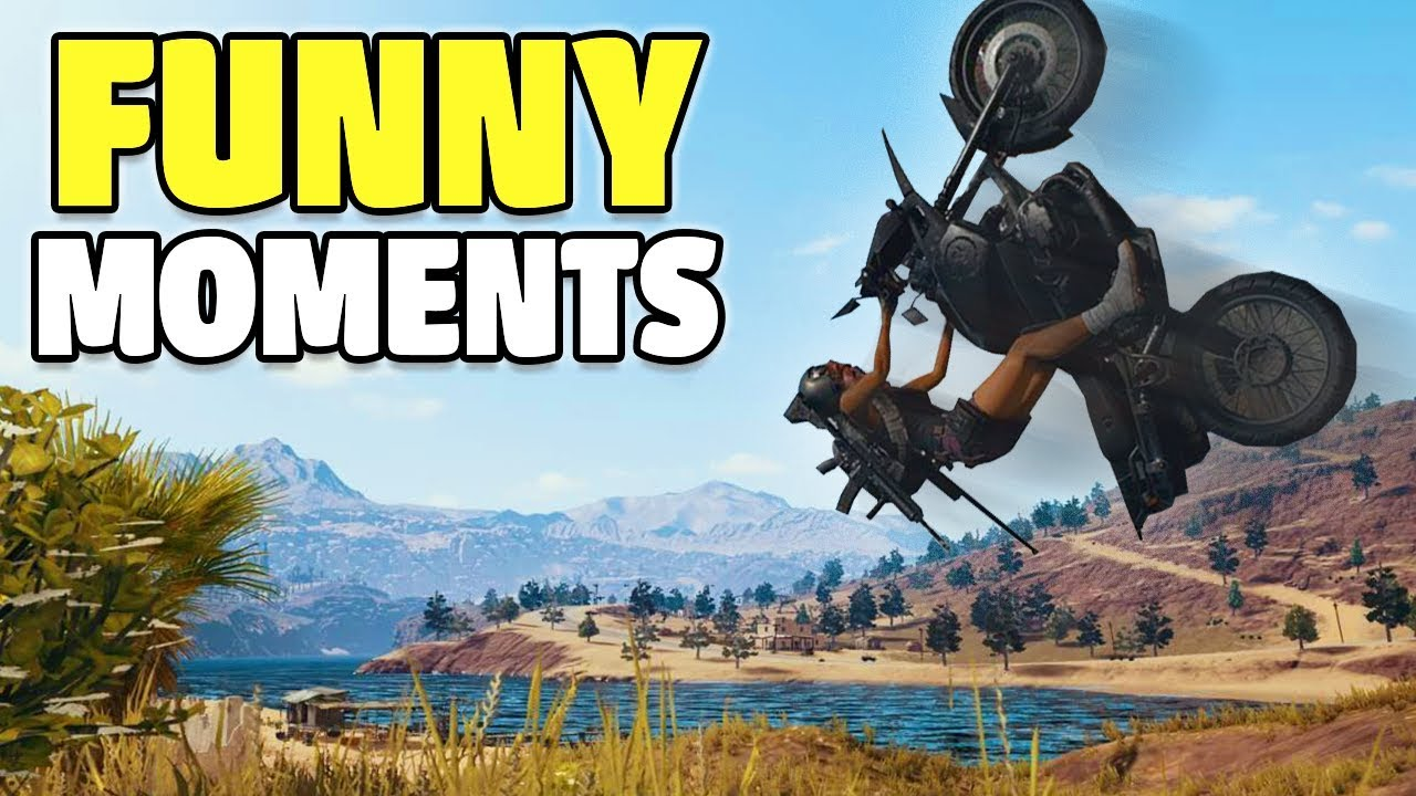 Pubg Mobile Funny Moments