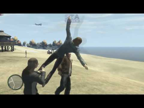 Fighter Script для GTA 4 | Мод на драку