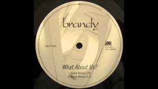 """Brandy - What About Us (Simon Vegas Extended Club Remix) 12"""""""