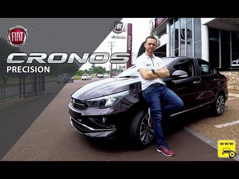 Fiat Cronos Precision 1.8 AT6 2018 em detalhes