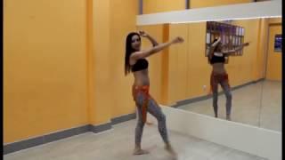 Урок восточного танца от Анастасии Максименко. Ключ.