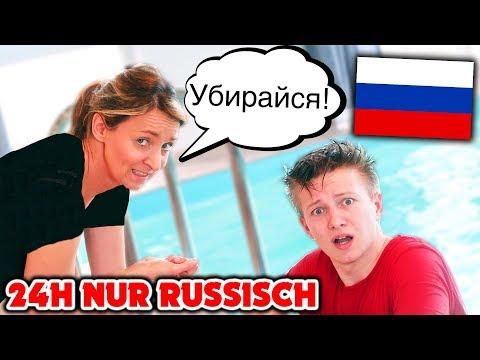 Meine MOM redet 24H NUR RUSSISCH mit MIR 😳