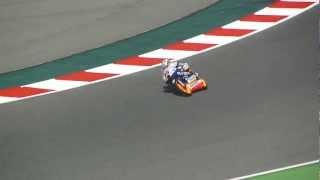 Maverick Viñales Moto3 Catalunya 2012