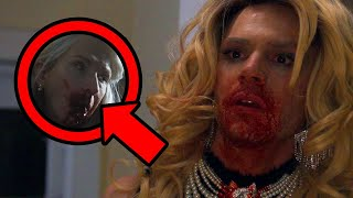 AHS: DOUBLE FEATURE Episode 4 Breakdown, Theories, and Details You Missed!