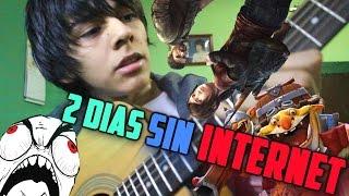 2 Dias sin Internet | Vlog Random