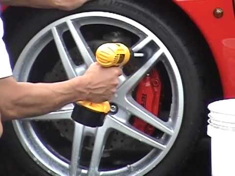 how to clean wheel brush reddit