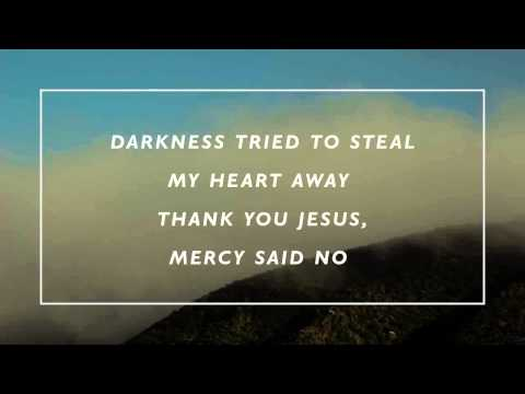 Mercy Said No - CeCe Winans lyric video