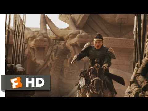 The Mummy: Tomb of the Dragon Emperor 810 Movie   Undead Armies Clash 2008 HD