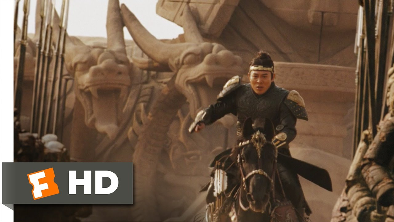The Mummy: Tomb of the Dragon Emperor (8/10) Movie CLIP ...