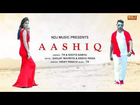 Aashiq   Vicky Panchi   Anshu Rana   Sanjay Mahriya   TR   Latest Haryanvi Song 2018   NDJ Music