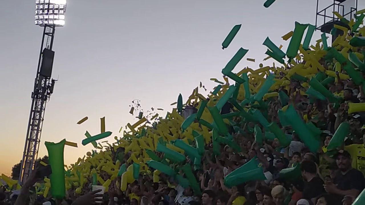 DEFE MI BUEN AMIGO- DYJ VS SANTOS/ COPA LIBERTADORES