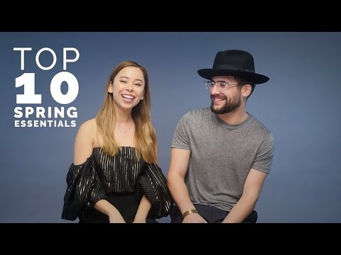 10 Spring Style Essentials | Men's Wardrobe & Accessories Must Haves