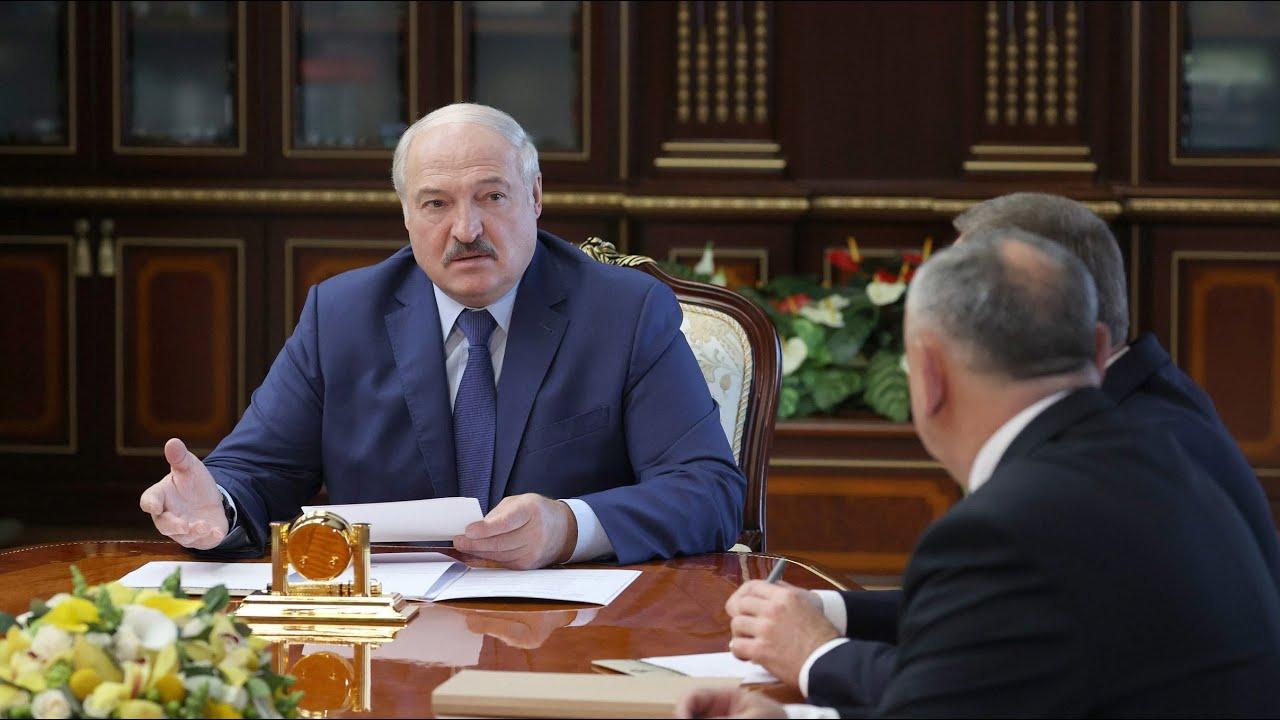 Лукашенко То чего вы мне не доложили в цифрах фактах Что мы получили для экономики для людей
