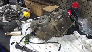 "#Silnik Honda CR 80 ""Naprawa"""