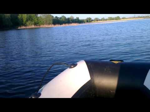 лодка ривьера и мотор 5лс