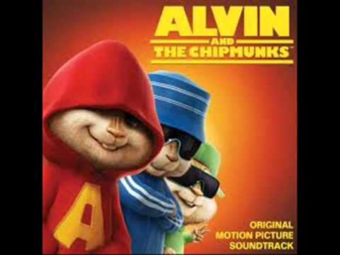 corazon sin cara Alvin And Chipmunks