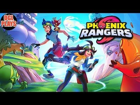 Phoenix Rangers: Puzzle RPG Gameplay First Look (Android IOS)