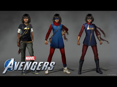 An Inside Look At Marvel's Avengers | Part 3