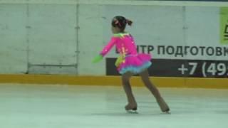 Полякова Ксения (первенство г.Мытищи) 26.11.2016
