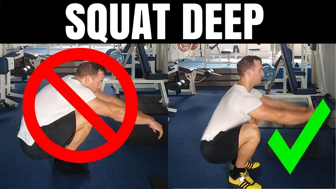 3 Tips To Squat Deep For Tall Guys (long Femurs)