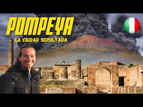 POMPEYA, la ciudad redescubierta después de 17 siglos | Viajando con Mirko