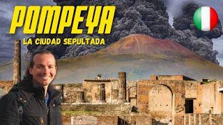 🦴🌋 Vimos huesos en POMPEYA, la ciudad redescubierta después de 17 siglos 🇮🇹