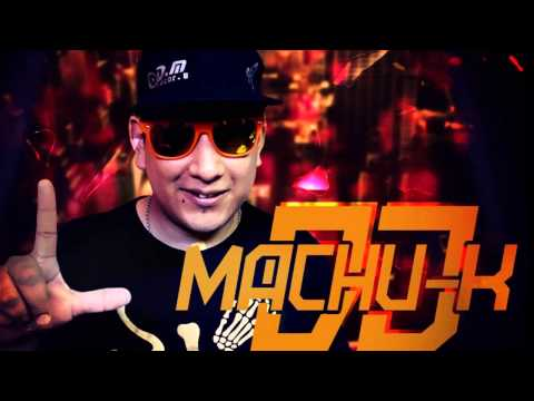 MEGA FIESTERO - DJ MACHU-K  (DM RECORDS)