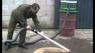 Big Brute Leapfrog Dry Industrial Vacuum Cleaner