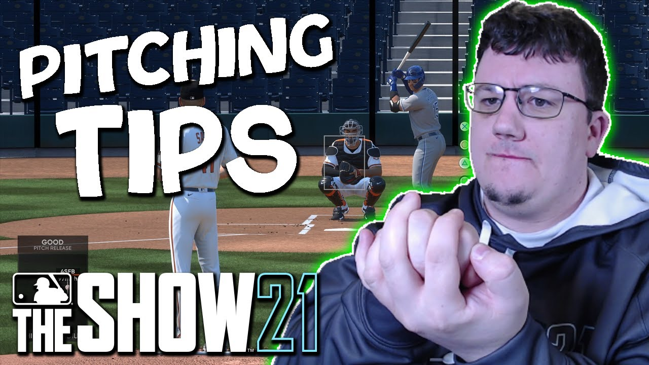 Download Pitching Tips - MLB The Show 21 Tips