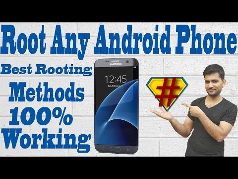 How To Root Any Android Phone / Device || 3 Best Rooting Methods || Easy Way To Root Android Phones