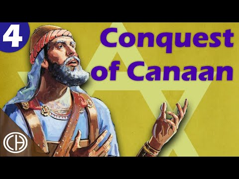 The Conquest of Canaan | Casual Historian