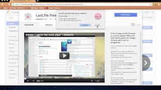 How to Get Last.fm Extension for Google Chrome