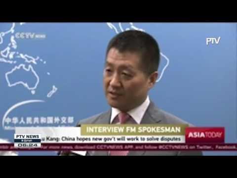 China, iimbestigahan ang ginawang pagtataboy ng Chinese Coastguard sa mga Pilipinong mangingisda