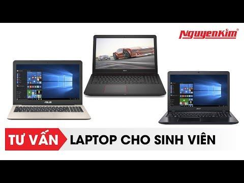 3 Laptop Giá Rẻ Cho Sinh Viên - Nguyễn Kim