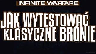 Infinite Warfare | Jaką klasyczną broń wybrać?