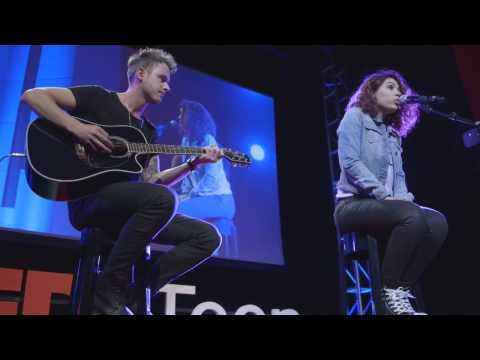 Performance | Alessia Cara | TEDxTeen