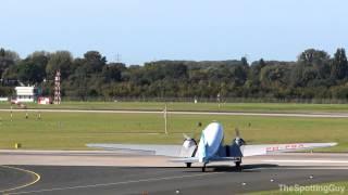 KLM Douglas DC3 *PH-PBA* Takeoff @ Düsseldorf