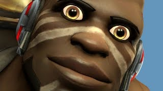 Hi I M Doomfist From Overwatch