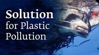 Solution for Plastic Pollution | Sadhguru 2018 thumbnail