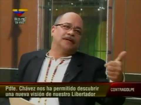 Pedro Calzadilla en Contragolpe el 17 de diciembre de 2012 (1 de 2)