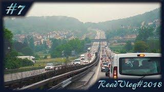Skąd wiemy gdzie mamy jechać? - RoadVlog#2018 odcinek 7