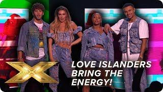 Every performance from Love Island legends No Love Lost! | X Factor: Celebrity