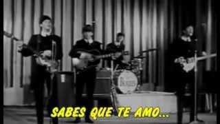 The Beatles - Love Me Do Subtitulada en español