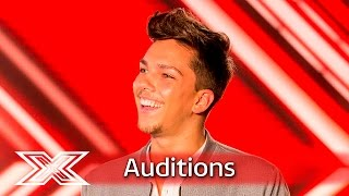Matt Terry hopes the Judges stand by him  | Auditions Week 2 | The X Factor UK 2016