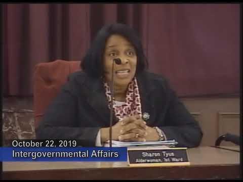 IntergovernmentalAffairsCommittee   October 22 2019