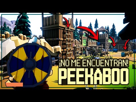 PEEKABOO - NO CONSIGUEN ENCONTRARME 😂 (PROP HUNT)