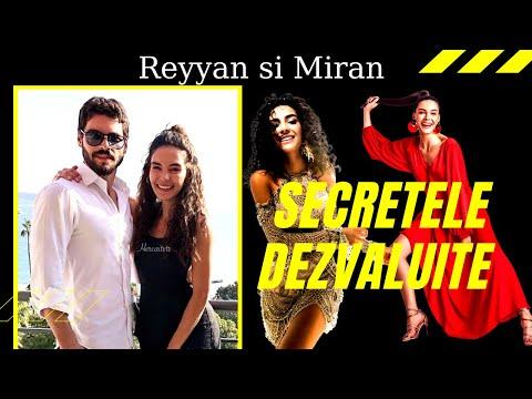 SECRETE DEZVĂLUITE: Ebru Șahin (Reyyan), confesiune bombă despre Akin Akinozu (Miran)!