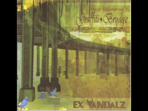 Ex Vandalz feat Andre Legacy & Awol One - Aerosol Kingdumb
